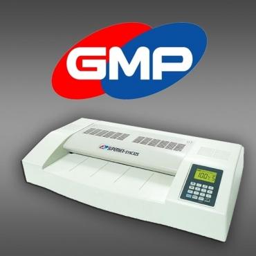 GMP Taschen-Laminiersysteme