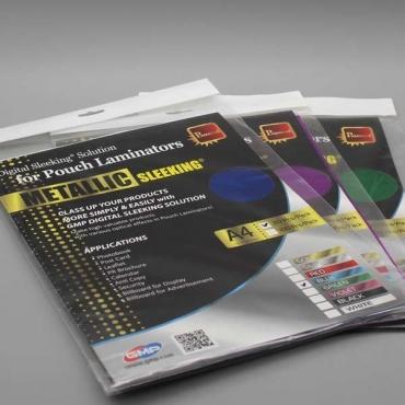 Metallic Printfolie, DIN A4