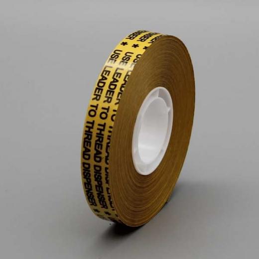 Transfertape, beidseitig stark haftend, trägerlos, 12 mm x 50 m