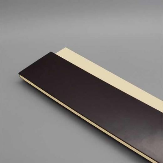 Ausgleichsfilz, einseitig magnetisch hart  485 x 80 x 10mm, als Unterlage bis DIN-A3+