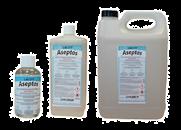 Desinfektionsmittel für Hände - HD1 - 1 Liter Flasche