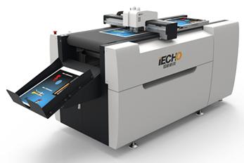 PK-Echo Cut 0705, Digitalstanze, bis 1,5 mm Materialstärke o. 350g/m²