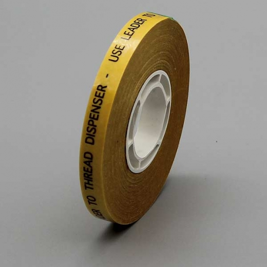 Transfertape, beidseitig stark haftend, trägerlos, 9 mm x 33 m