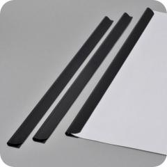 Klemmschienen DIN A3, 3-4 mm Füllhöhe, 420 x 13 mm