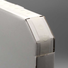 Silikonklebepunkte, 8-10 mm (5000 Stück), ablösbar haftend, transparent