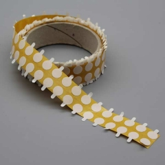 Doppelseitige Klebepunkte, 25 mm (5000 Stück)