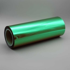 Digital Sleeking Folien Metallic auf Rolle: 320 mm x 300 m, Grün-Metallic
