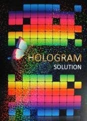 Digital Sleeking Folie glänzend auf Rolle: 320 mm x 300 m, 77 Kern