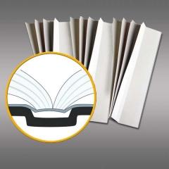 Fastbind Lay-flat strips, Größe 20, für DIN A4