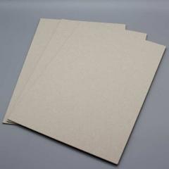 Buchrücken Graupappe, 1 mm stark, DIN A4