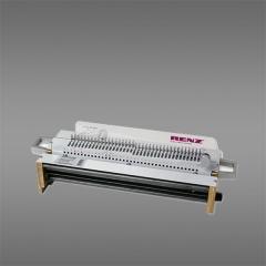 Stanzwerkzeug Rechteckloch 4,0 x 4,0 mm, Teilung 3:1 ohne Daumen