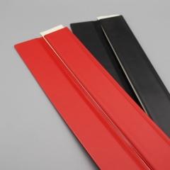 Schutzkanten für Schreibtischblocks, mit Pappe verstärkt, DIN A2, farbig
