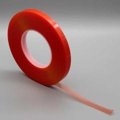 Polyester-Klebeband ,6mm x 50m, rot