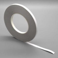 Doppelseitiges Klebeband, 6mm x 50m stark/schwach haftend