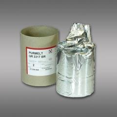 HENKEL QR 3317 BR PUR-Leim 2 kg Kerze