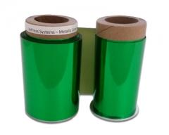 Foil Xpress Druckfolie, 88607, grün-metallic