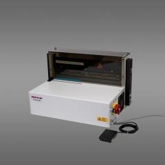 Renz P500 elektrische Tischstanzmaschine mit festen Zugarmen