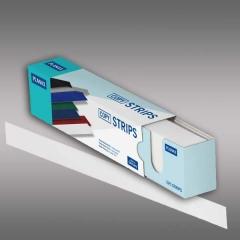 Planax® Strips 297mm (A4), 25mm/B, weiß