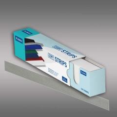Planax® Strips 297mm (A4), 25mm/B, grau