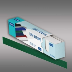 Planax® Strips 297mm (A4), 35mm/D, grün