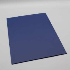 Hardcoverdeckel, DIN A4, 2mm Stärke, blau