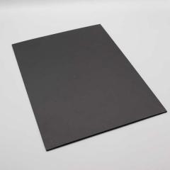 Hardcoverdeckel, DIN A4, 2mm Stärke, schwarz