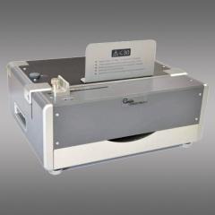 Changer Punch 4 elektr. Stanzmaschine für Wechselwerkzeuge inkl. 3:1 Werzeug Rechteckloch ohne Daumenl.