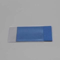 Scheckkartenhüllen 61 x 91, Weich-PVC 180 µm