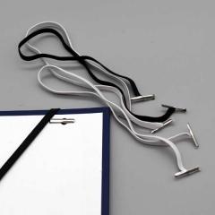 Sonderanfertigung: Flachgummi mit 2 Metallsplinten ( fragen Sie bei uns an )