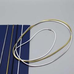 Sonderanfertigung: Rund bzw. Flachgummi mit Splint als Ring geschlossen ( fragen Sie bei uns an )