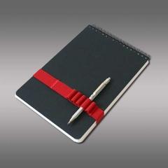 Stifthalter Gummi für DIN A4/A5 in verschiedenen Farben: