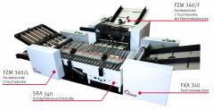 STAGO FlexFold 340 modulare Falzanlage
