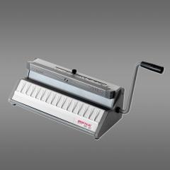 WBS 360 Handschließmaschine für Drahtkammbindung