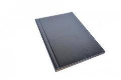 Hardcover PH10 Leder Optik mit Randnaht, 50-90 Blatt/80g