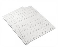 FASTBIND Casing-In Sheet - Nr. 36, 12-18 mm selbstklebendes Endpapier