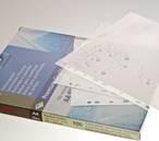 Laminiertaschen DIN A4, 2 x 100 µm, mit Abheftlochung