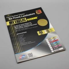 Digital Sleeking Folien Metallic Print, gold, A4-Bogen (copy)