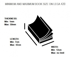 HM Perfect Binder - LEGA 420