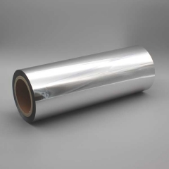 Digital Sleeking Folien Metallic auf Rolle: 160 mm x 300 m, Silber-Metallic