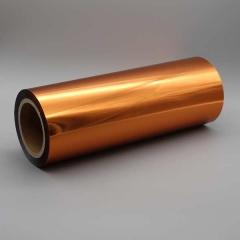 Spot Metal Folien Metallic auf Rolle, Farbe: metallic kupfer Farb-Nr.: 396, Rolle 320mm x 305lfm