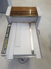 Rillmaschine Crease Matic CM 150
