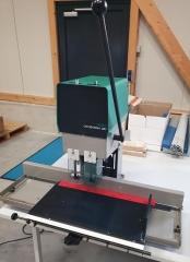 Papierbohrmaschine Nagel, Citoborma 280, guter Zustand, Werkstatt geprüft