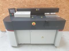 RIGO  LAMIBIND 340 HM - halbautomatischer Hotmelt Klebebinder, sehr guter Zustand, BJ 2016