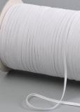 Flachgummi auf Rolle, 3 mm