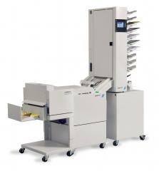 Broschürenfertigungssystem DFS 100 mit Feeder/Collator