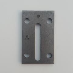 Obere Frontplatte A für Multinak