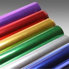Foil Tech Folie, Silber Metallic, glänzend