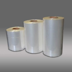 770 Polyolefin-Feinschrumpffolie 300/600mm, 19mµ, 1075m
