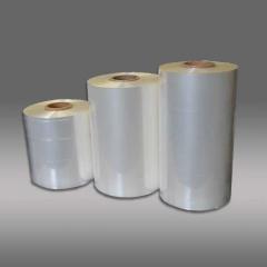 770 Polyolefin-Feinschrumpffolie 450/900mm, 19mµ, 1075m