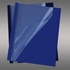 Leder Standard, transparent, DIN A4